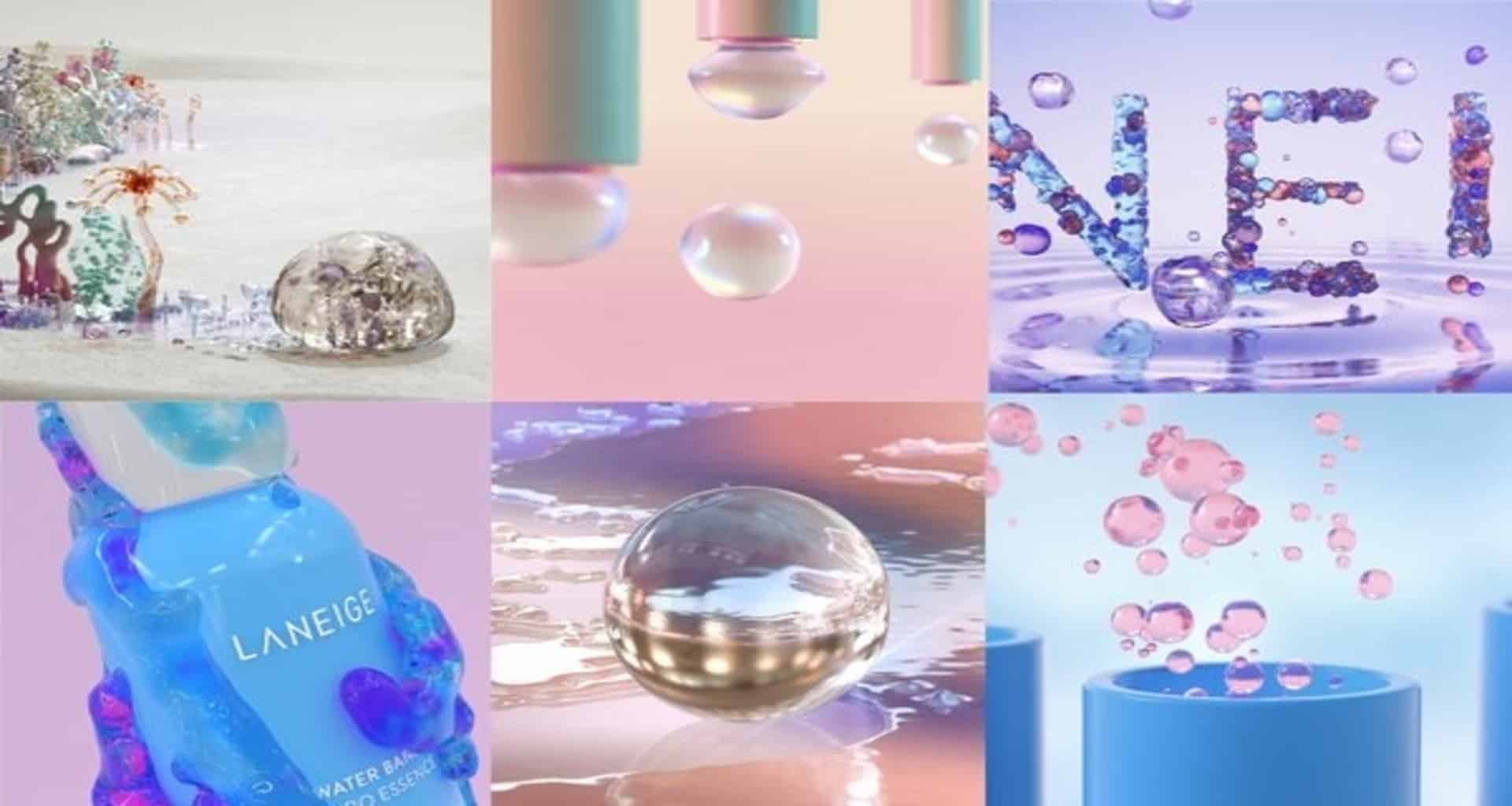 Laneige unveils Luminous Beauty in the form of video art