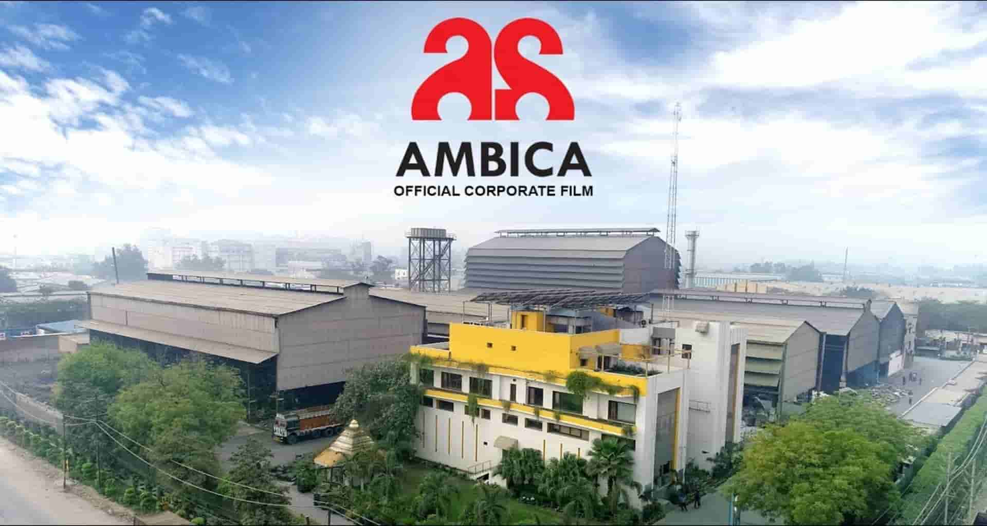 A Great Initiative Taken By Ambica Steels Limited on World Environment Day, 2020