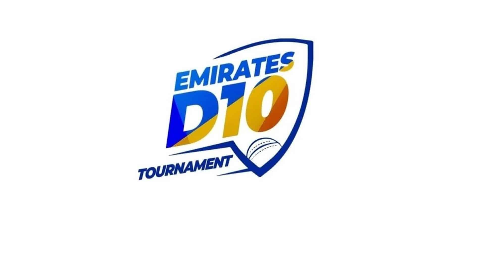 Emirates D10 League 2020: Live Streaming, Schedule, Squads, Date and Timings