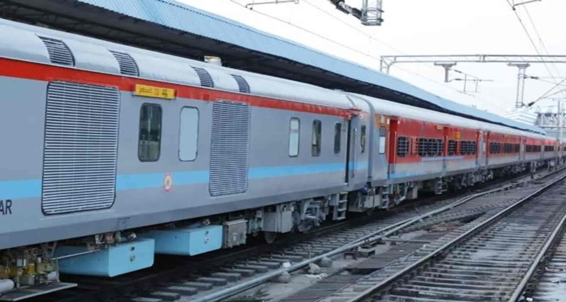 Railways to start advance reservation period of special trains from August 1st