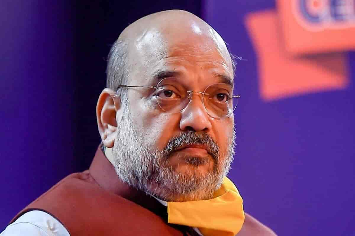 Home Minister Amit Shah recovered from the Coronavirus