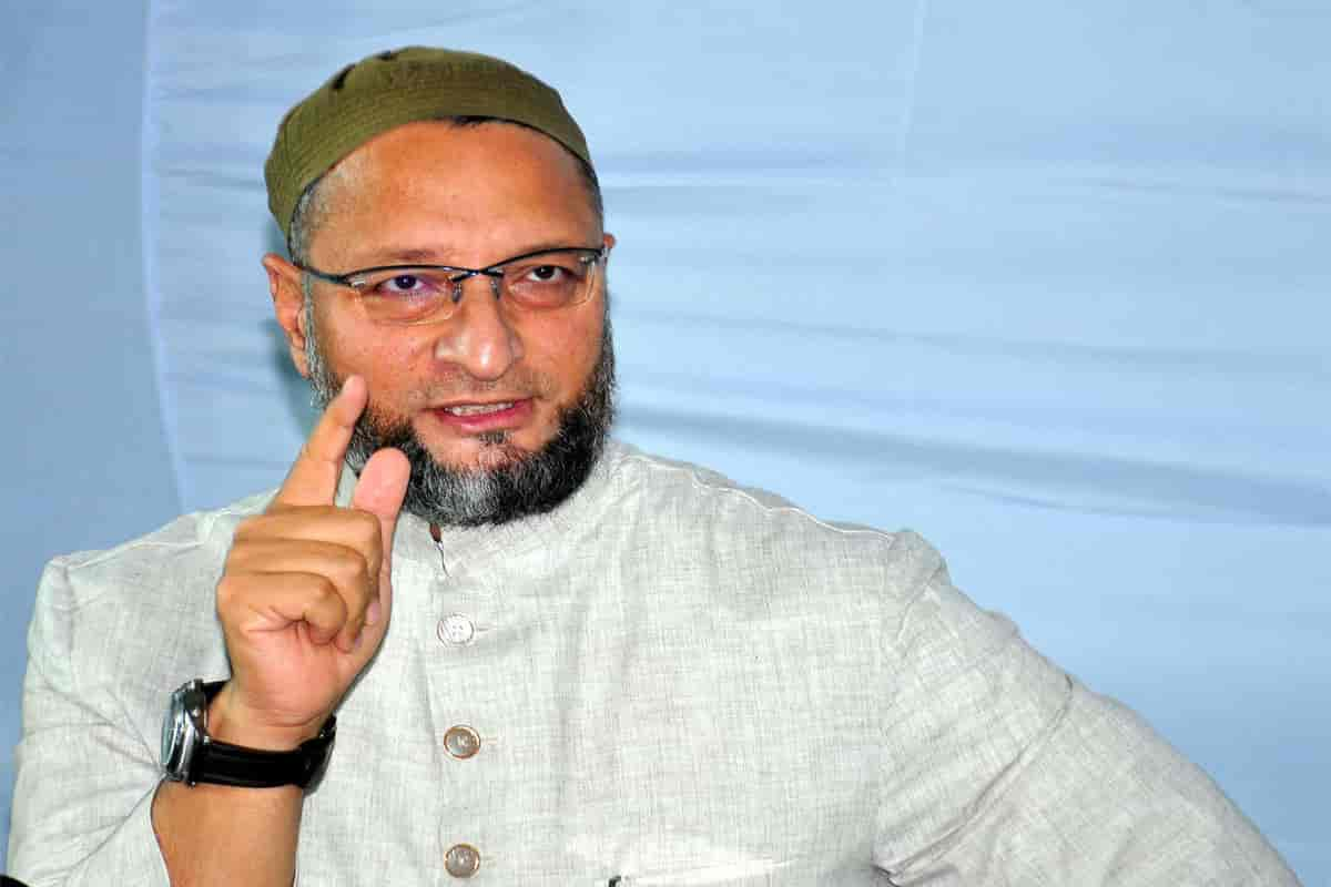 Muslims are innocent but have been facing jail for years: Owaisi