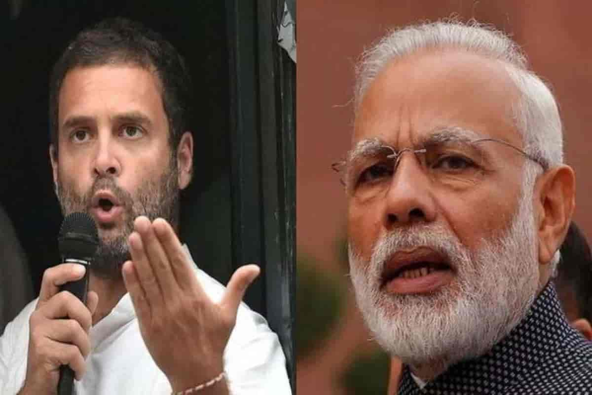 No clear plan for vaccine, Rahul Gandhi fired missiles at Modi's government