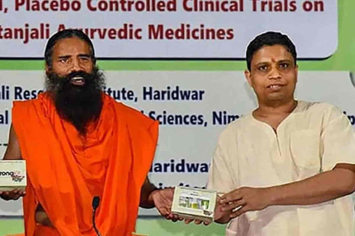 Supreme Court gives important decision for ban of use of Patanjali 'coronil'