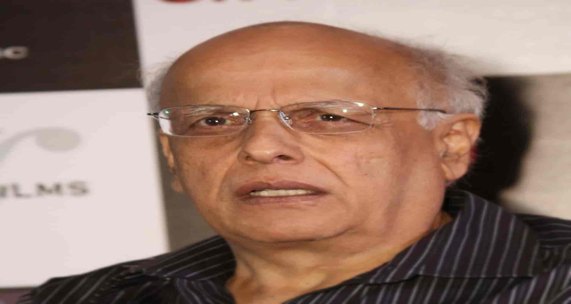 Mahesh Bhatt appears before National Women's Commission in sexual harassment case against women in the name of modeling