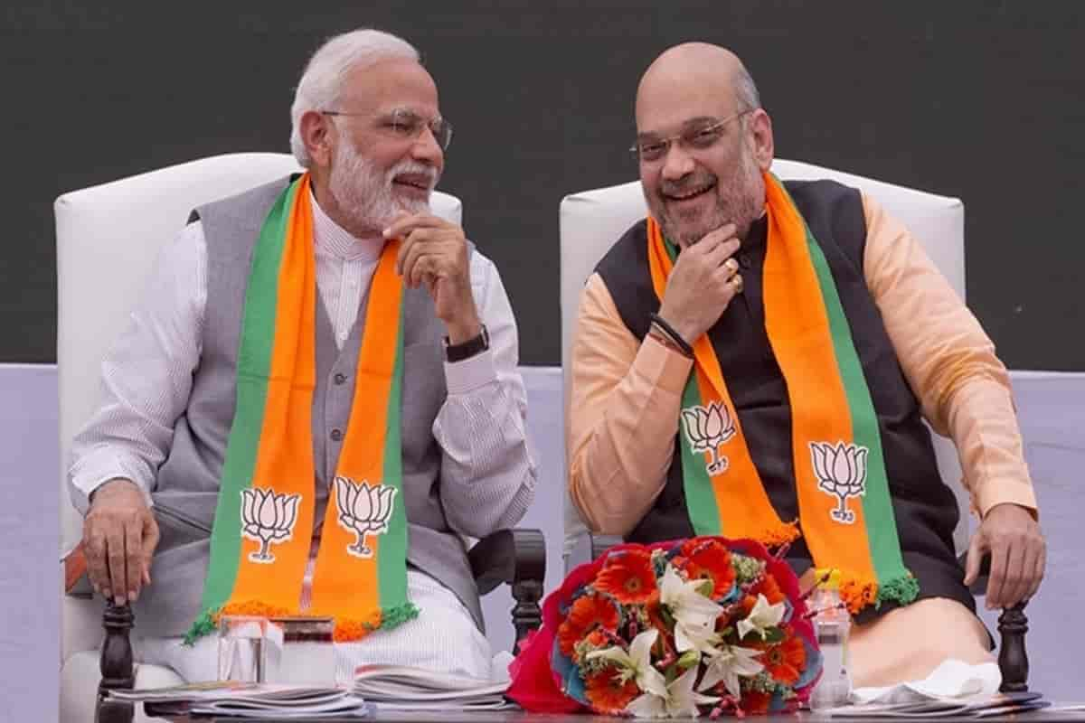 Bihar Elections 2020: BJP President's Amit Shah's team has quits as Bihar elections are announced