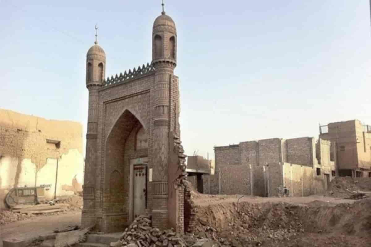 China has demolished around 16,000 Mosques: Report