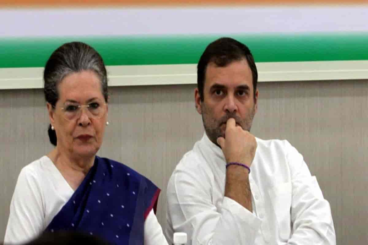 Sonia Gandhi going abroad with Rahul Gandhi for her medical treatment
