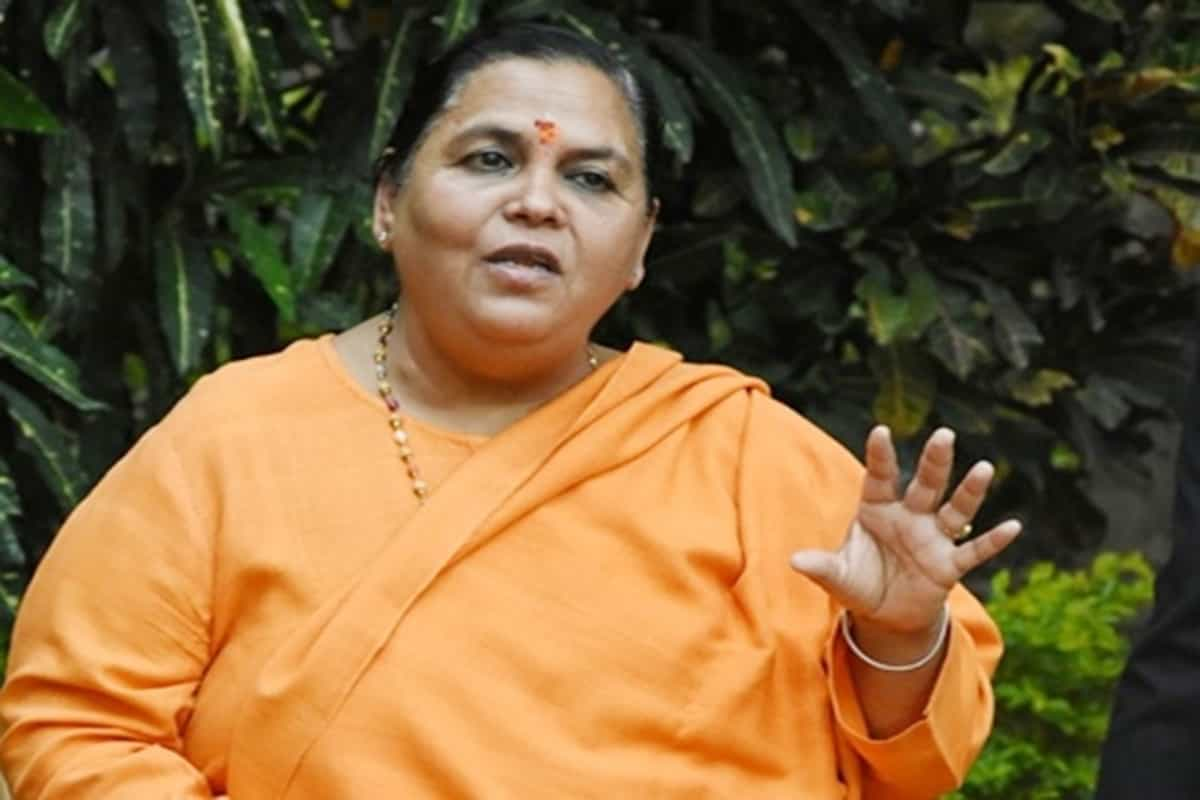 I will go to jail in Babri case but I will not take Bail: Uma Bharti