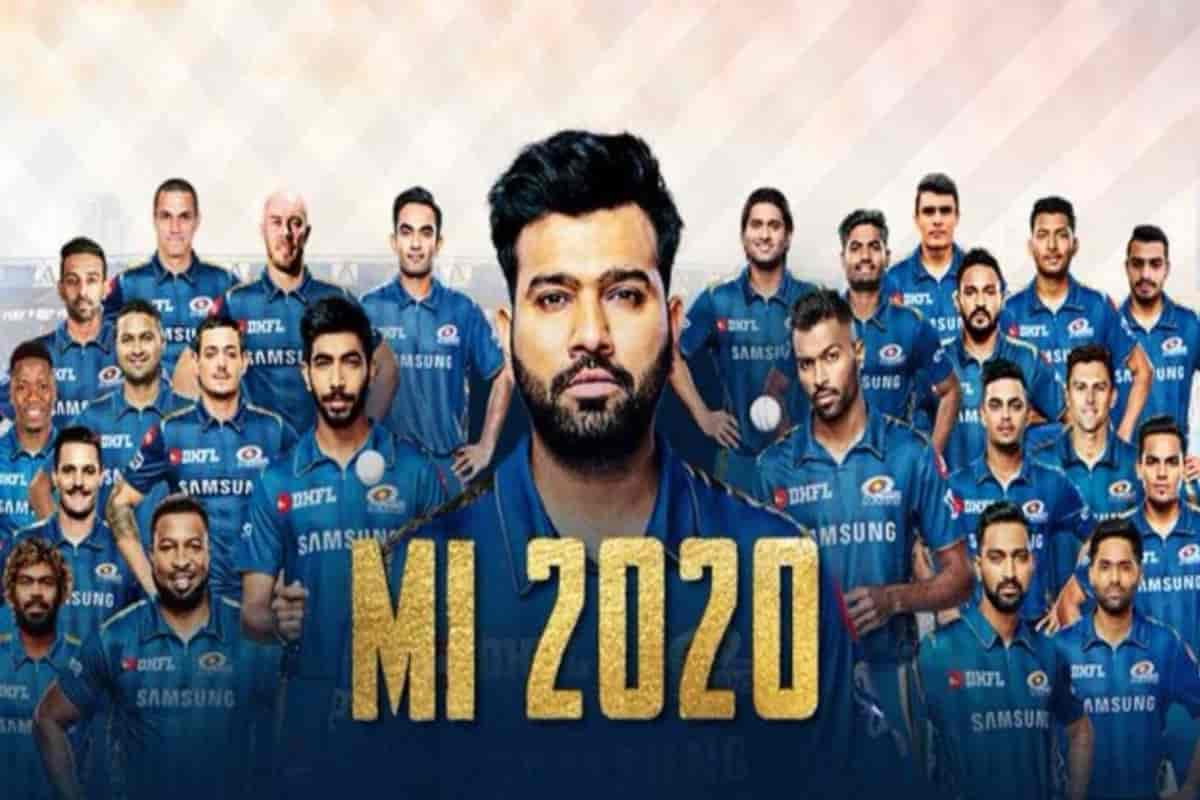 IPL 2020 : Mumbai Indians Squad, Full Schedule, Venue, Fixtures, Live Streaming, Date and India Timings