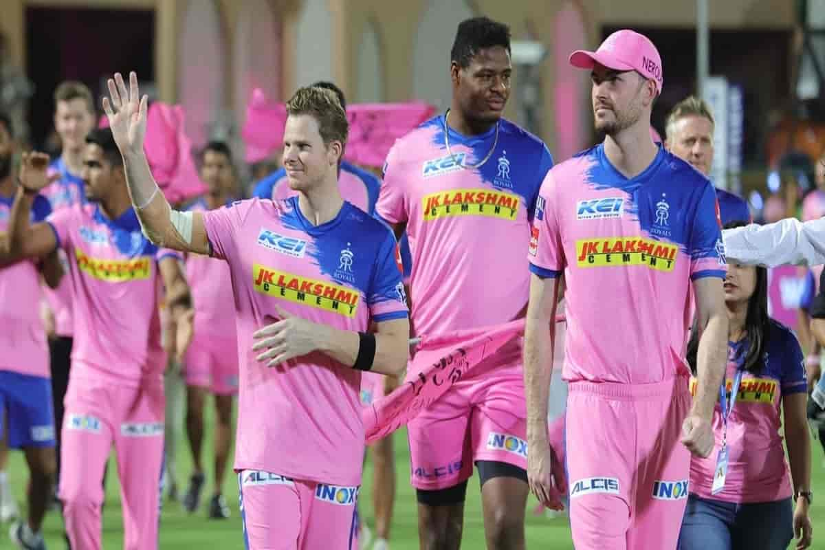 IPL 2020 : Rajasthan Royals Squad, Full Schedule, Venue, Fixtures, Live Streaming, Date and India Timings