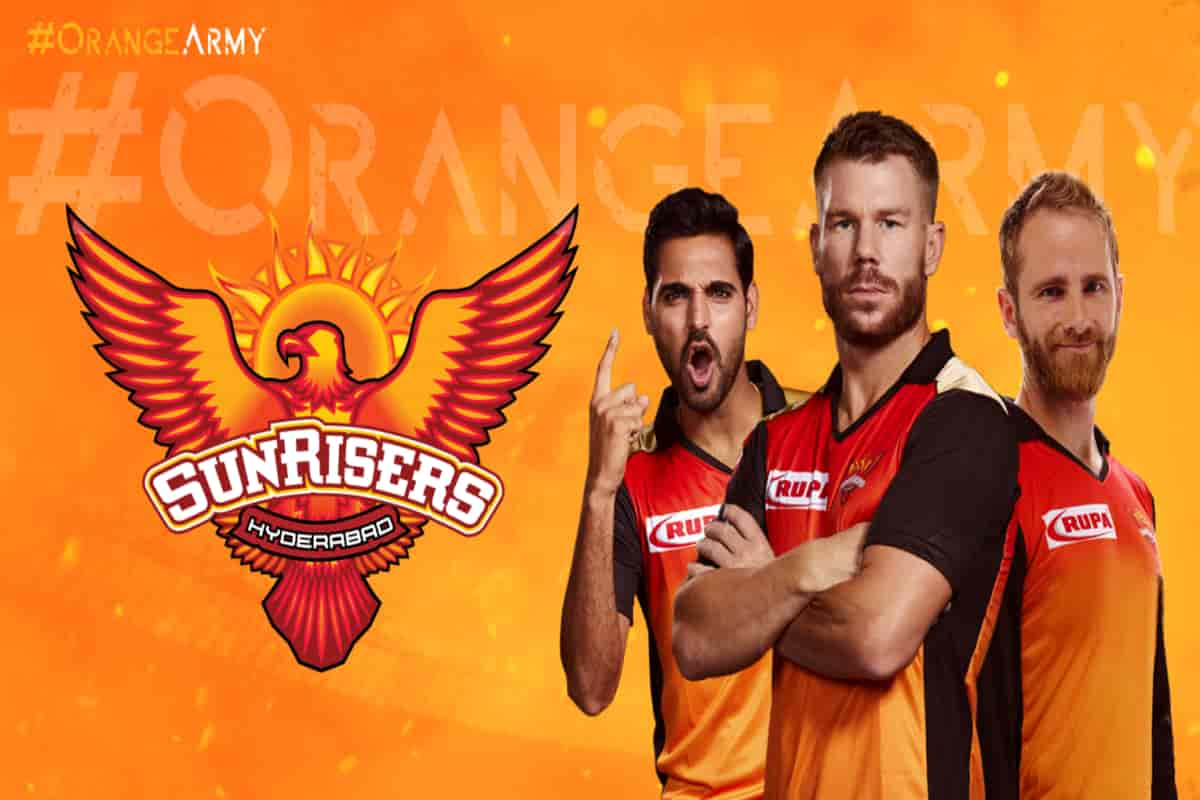 IPL 2020 : Sunrisers Hyderabad Squad, Full Schedule, Venue, Fixtures, Live Streaming, Date and India Timings