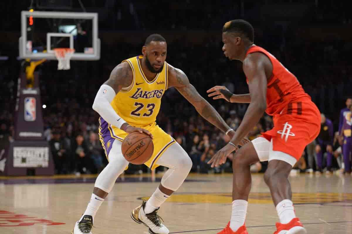 NBA Live Stream 2019-20: Houston Rockets vs LA Lakers Game ...