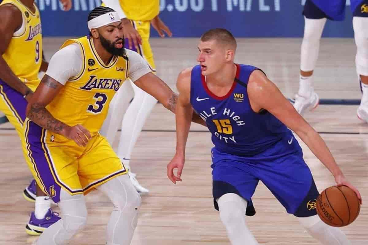 NBA Live Stream: LA Lakers vs Denver Nuggets Game 5 Conference Finals 2019-20, LAL vs DEN Dream11 Team, Prediction