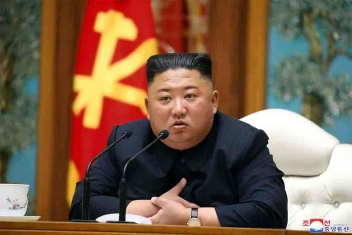 North Korea's Kim Jong Un gives death to five officers