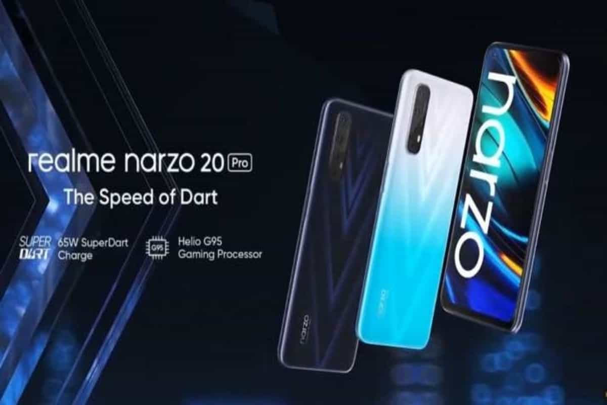 Realme Narzo 20 Pro Features, Launch Date, Price and Specification