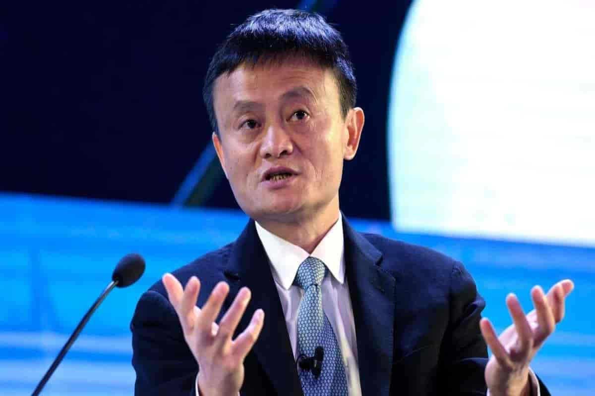 The New Richest person is from China named Jack Ma dethroned