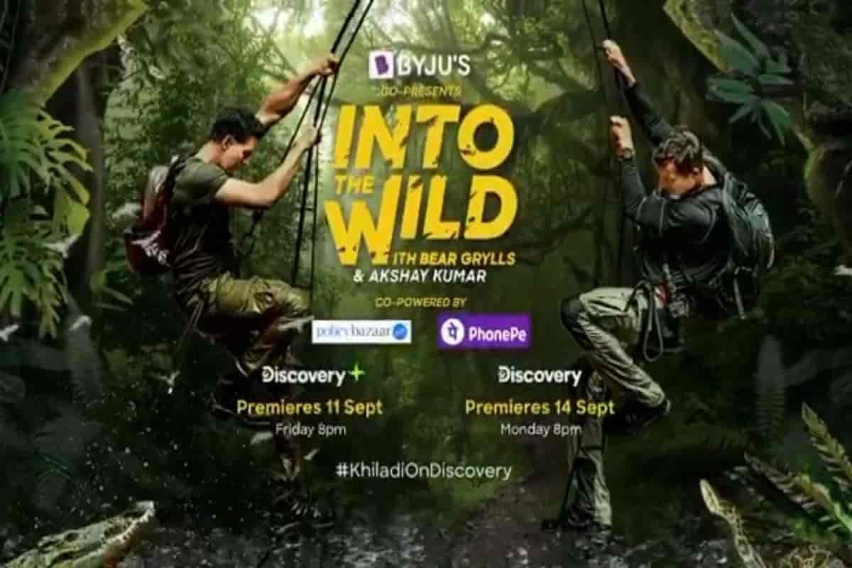 The Wild with Bear Grylls: Watch LIVE Streaming of Akshay Kumar episode, Crosses the river with crocodiles