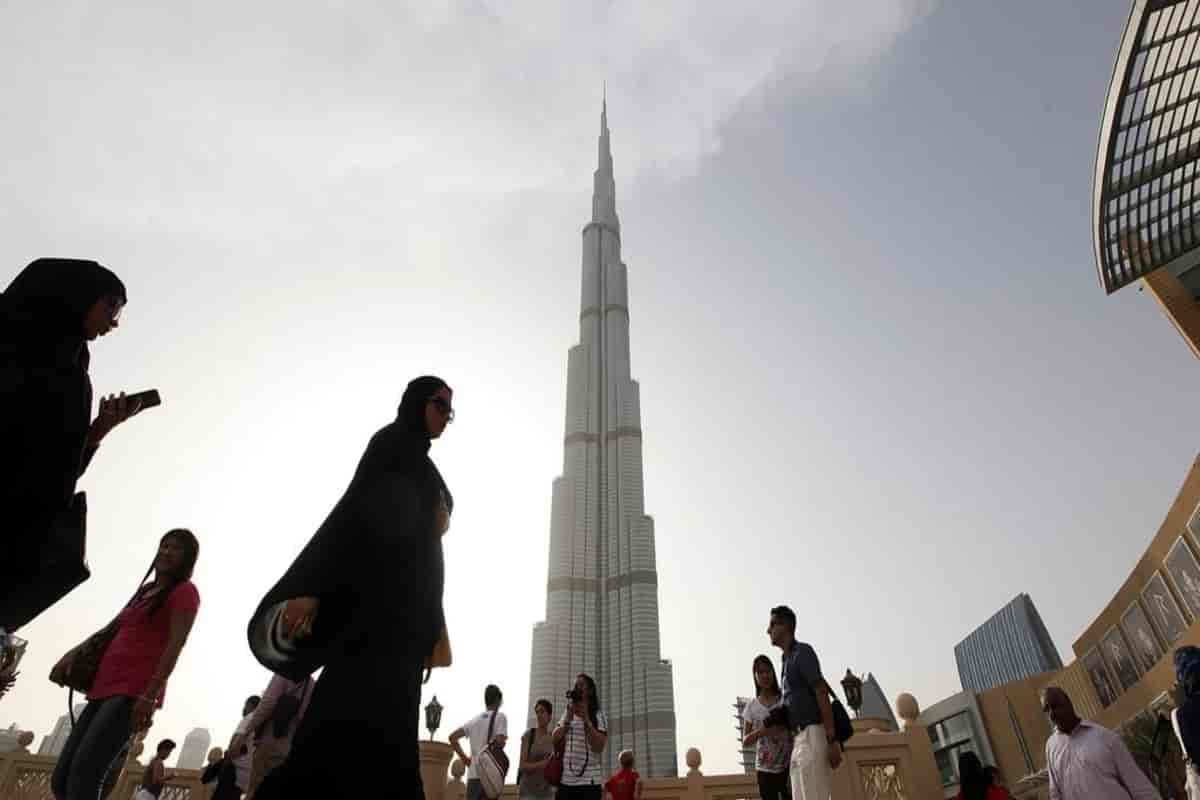 UAE Govt. start again issuing Visas to Foreign Visitors