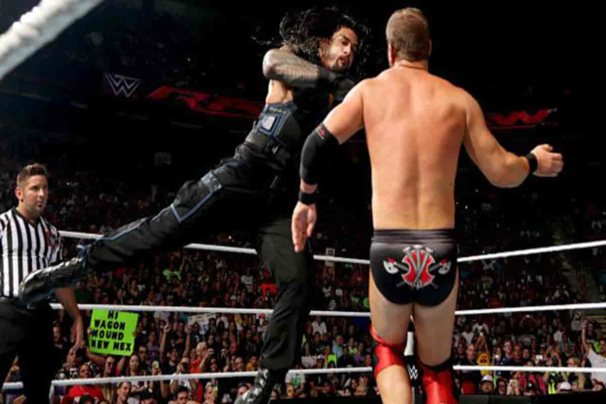 WWE Superstars who beat Roman Reigns and Roman Leakee