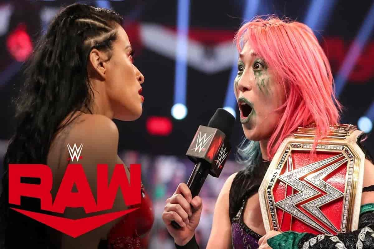 Wrestler Zelina Vega reveals slapped Asuka on WWE RAW