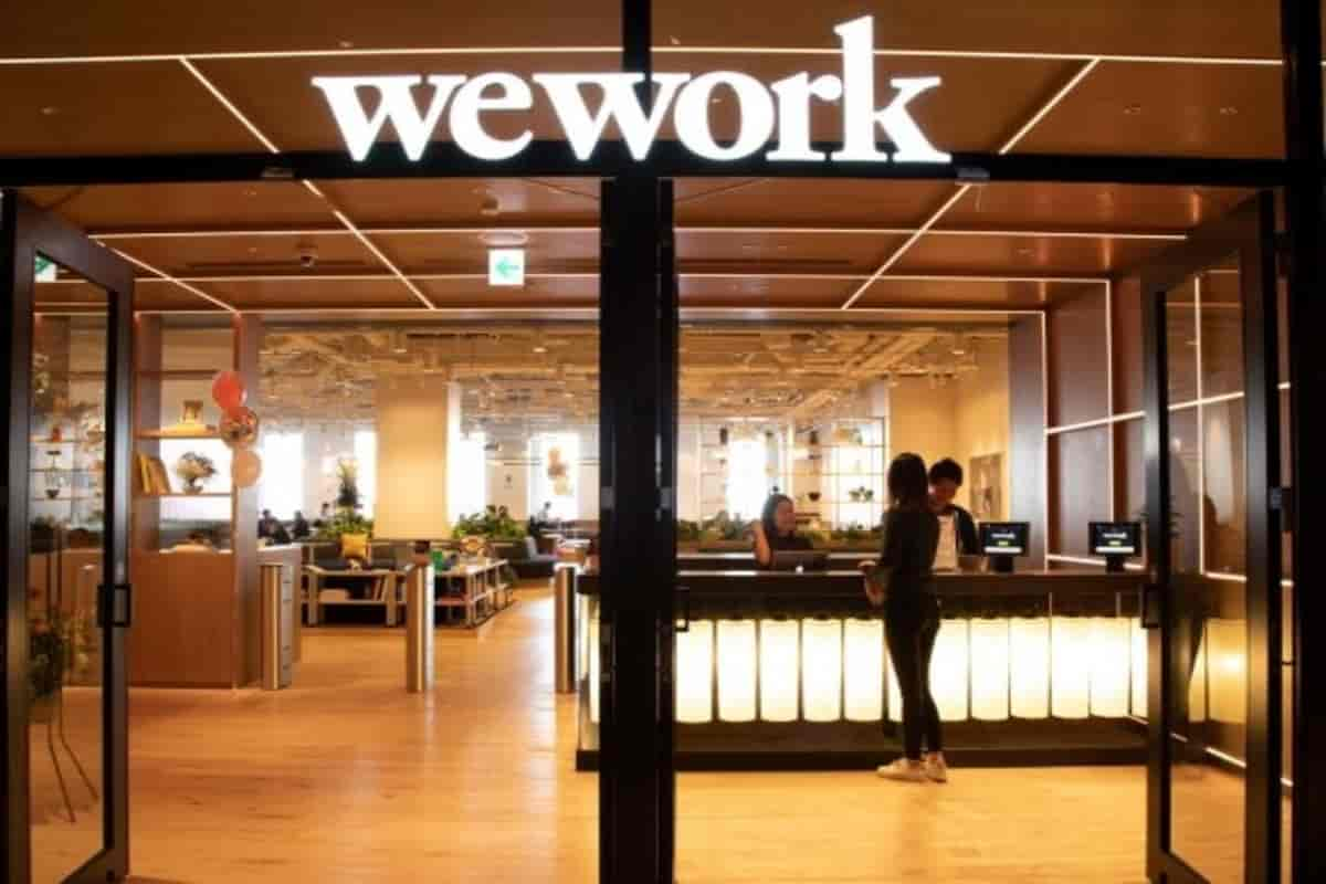 WeWork sells the control of China unit, says unit got $200 million in funding