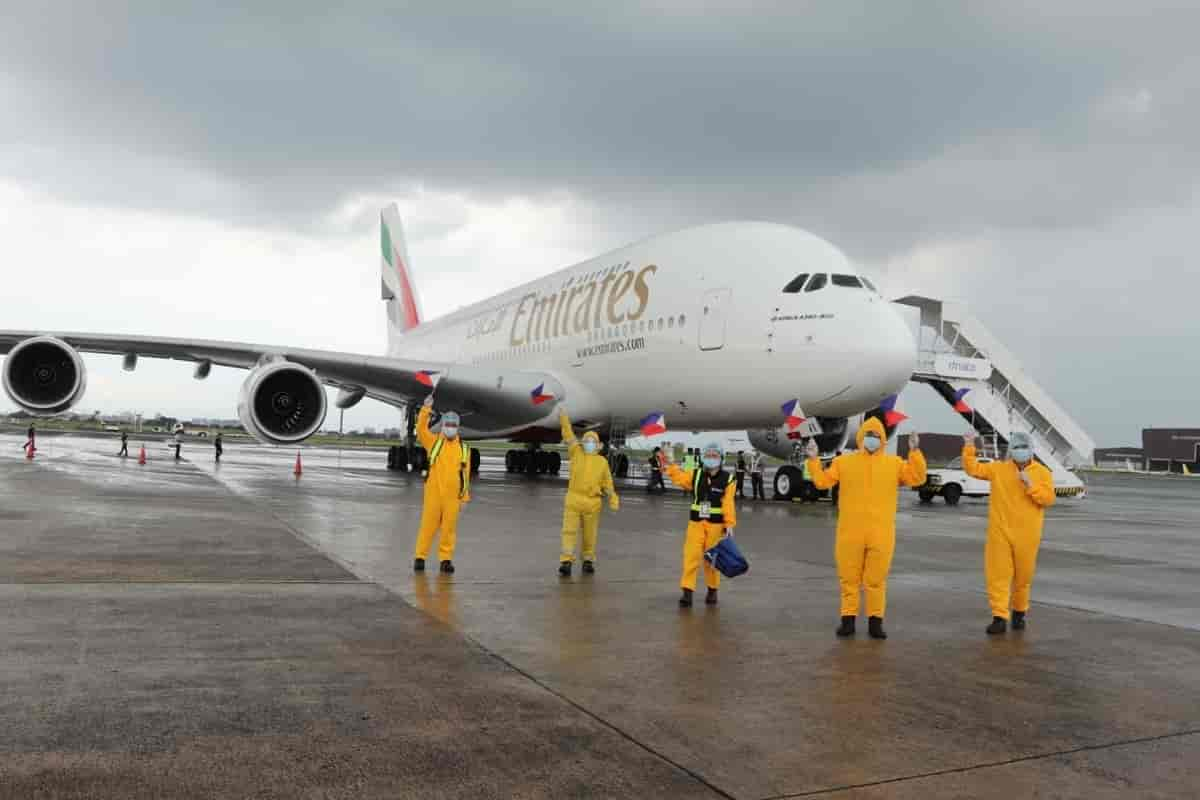Emirates optimistic on network recovery by summer 2021