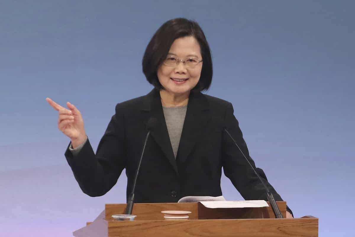 'I always go for chana masala, naan': Prez Tsai Ing-wen says Taiwan lucky to have Indian restaurants
