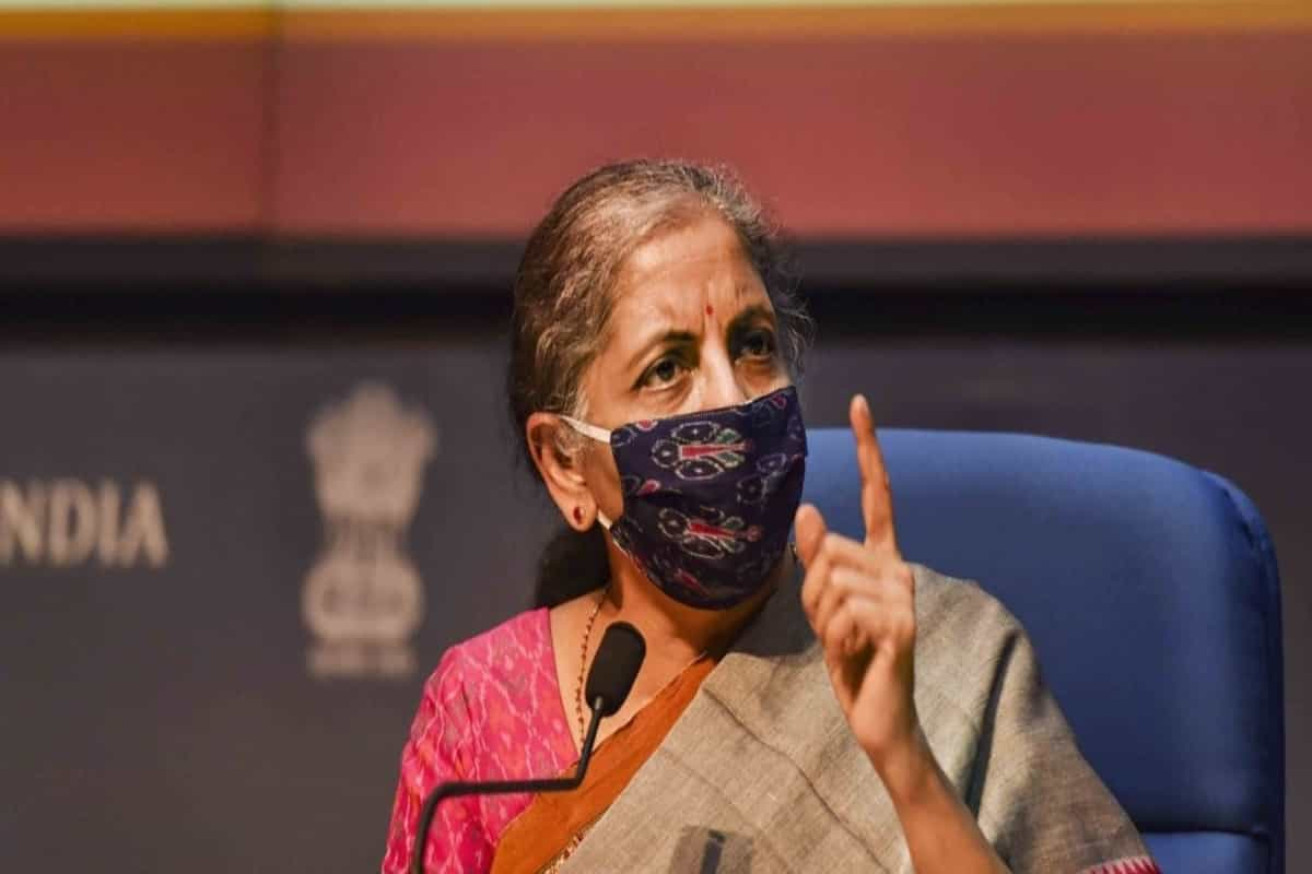 GST Council meeting ends, no consensus on states' compensation: Nirmala Sitharaman