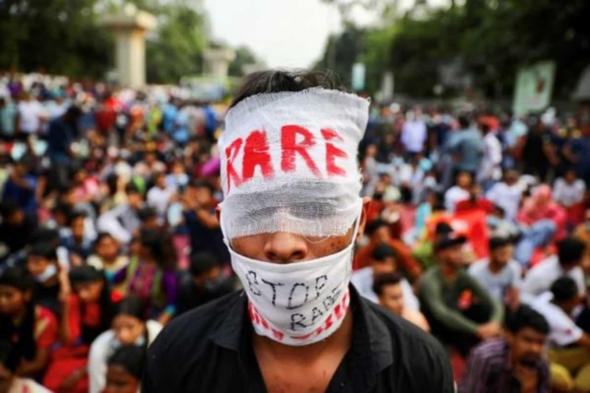 Bangladesh considering death penalty for rapists as protests flare REUTERS