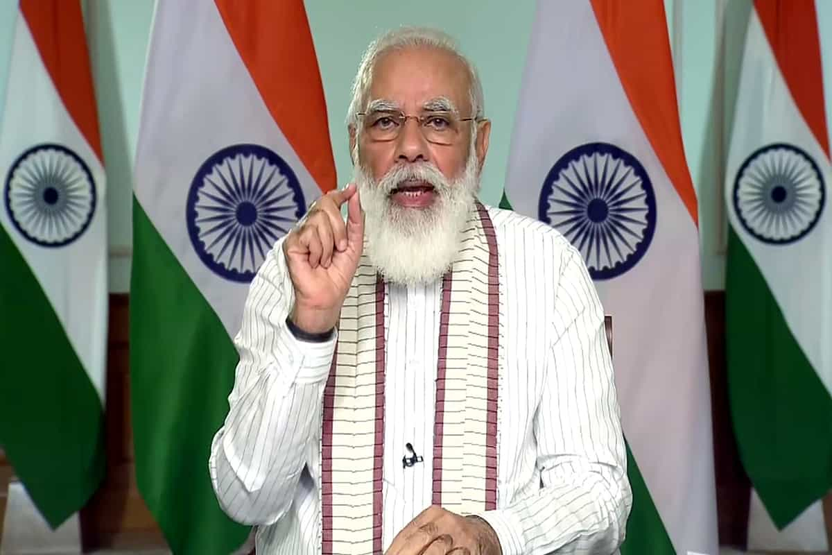 Farm reforms will help turn farmers into entrepreneurs: PM Modi