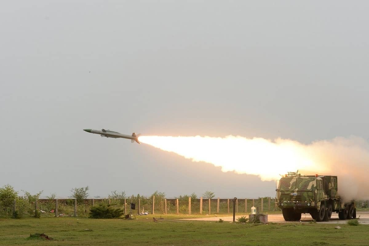 India's new missile ready to counter any Chinese move in LAC