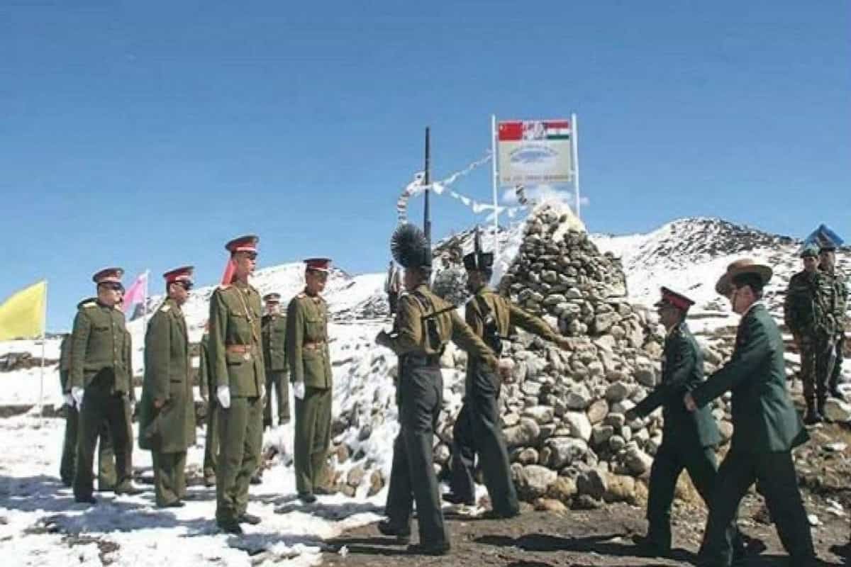 India-China 7th Corps Commander meet today