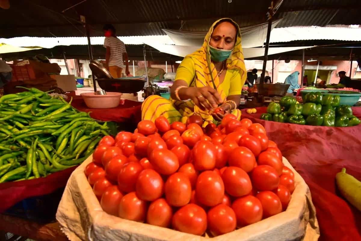 Retail inflation in September rises to 7.34% on account of high food prices