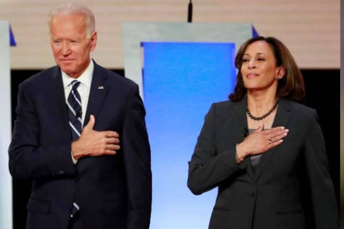 Trump says 'Communist' Kamala will take over White House from Biden within three months