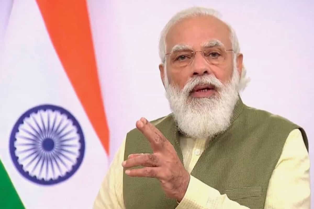 COVID19: Digitized network, digital health IDs to be used to immunize citizens: PM