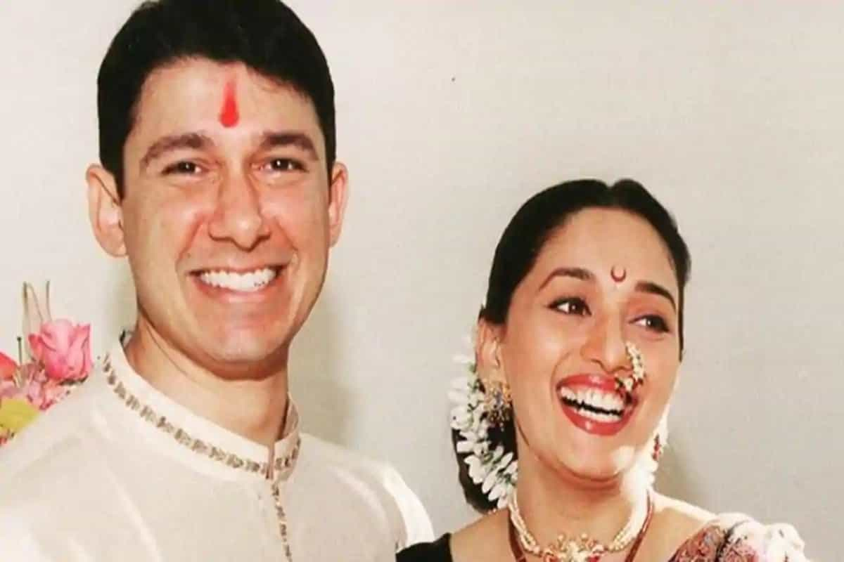 Madhuri Dixit celebrates anniversary with 'man of my dreams' Shriram Nene, he says 'every day is amazing' with her