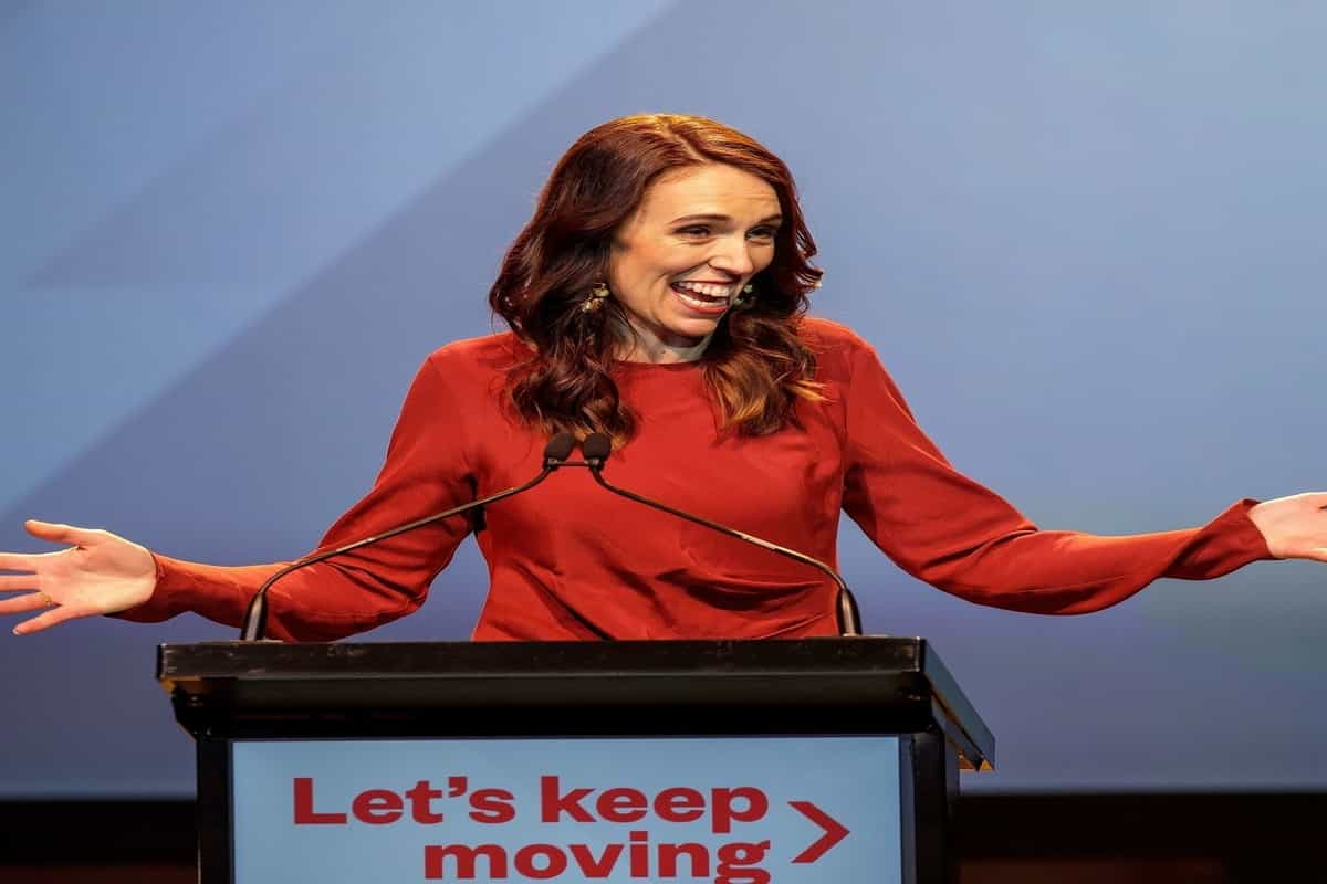 PM Ardern on track for landslide re-election win in New Zealand vote
