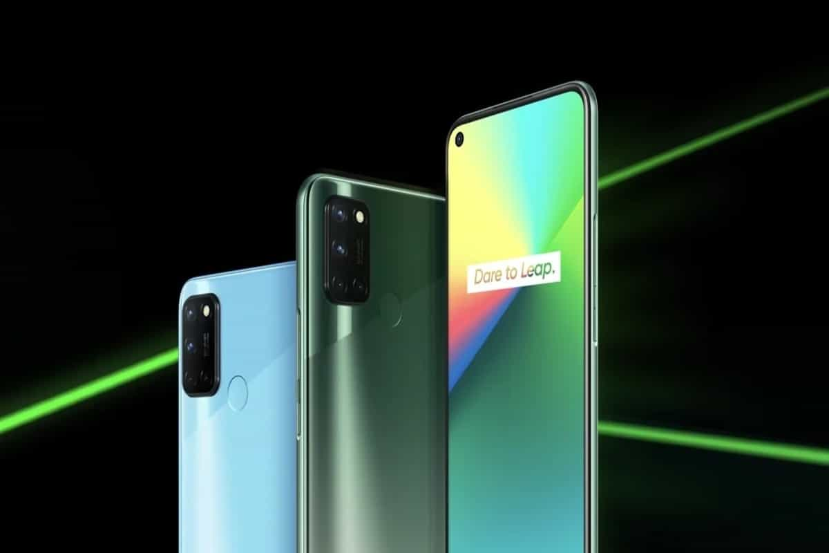 Realme 7i With Snapdragon 662 SoC, 90Hz Refresh Rate Launched in India: Price, Specifications