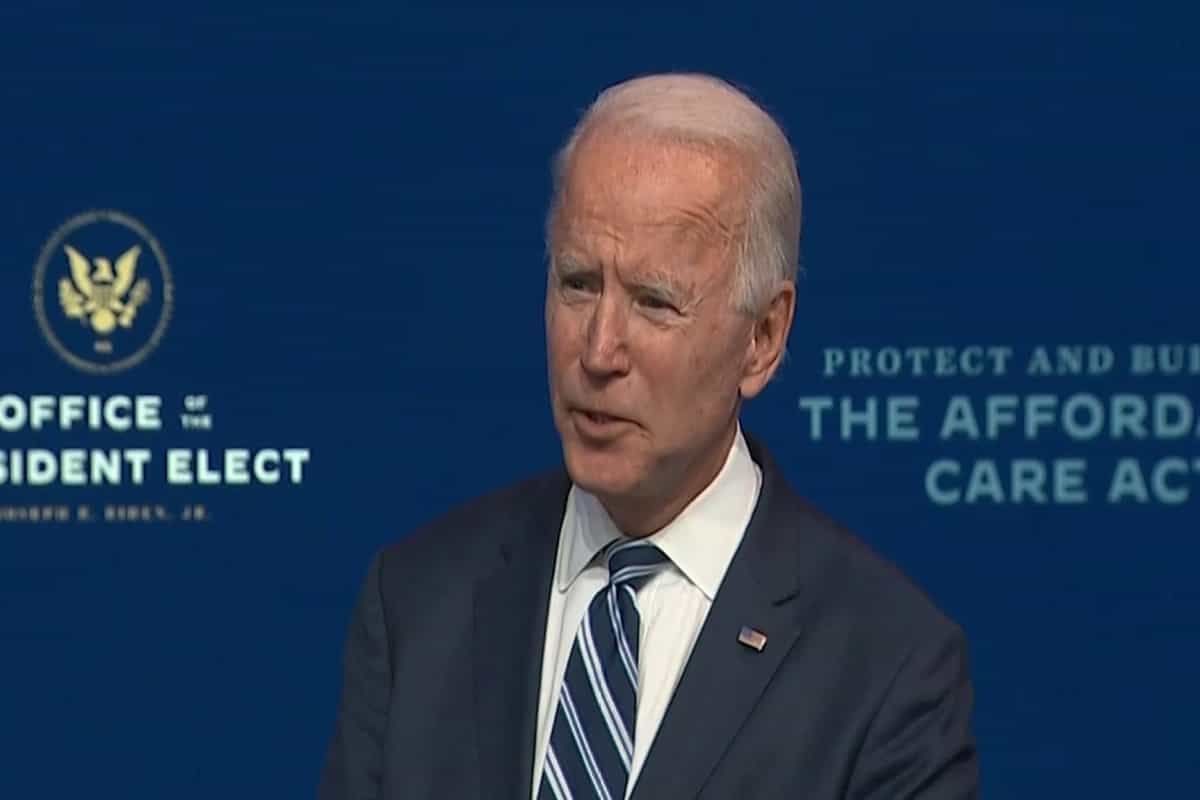 Trump not conceding poll defeat is an embarrassment, says Biden