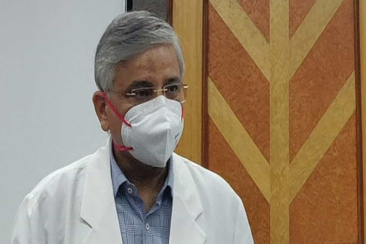 Herd immunity may come before Covid vaccine goes off the shelf, says AIIMS Director