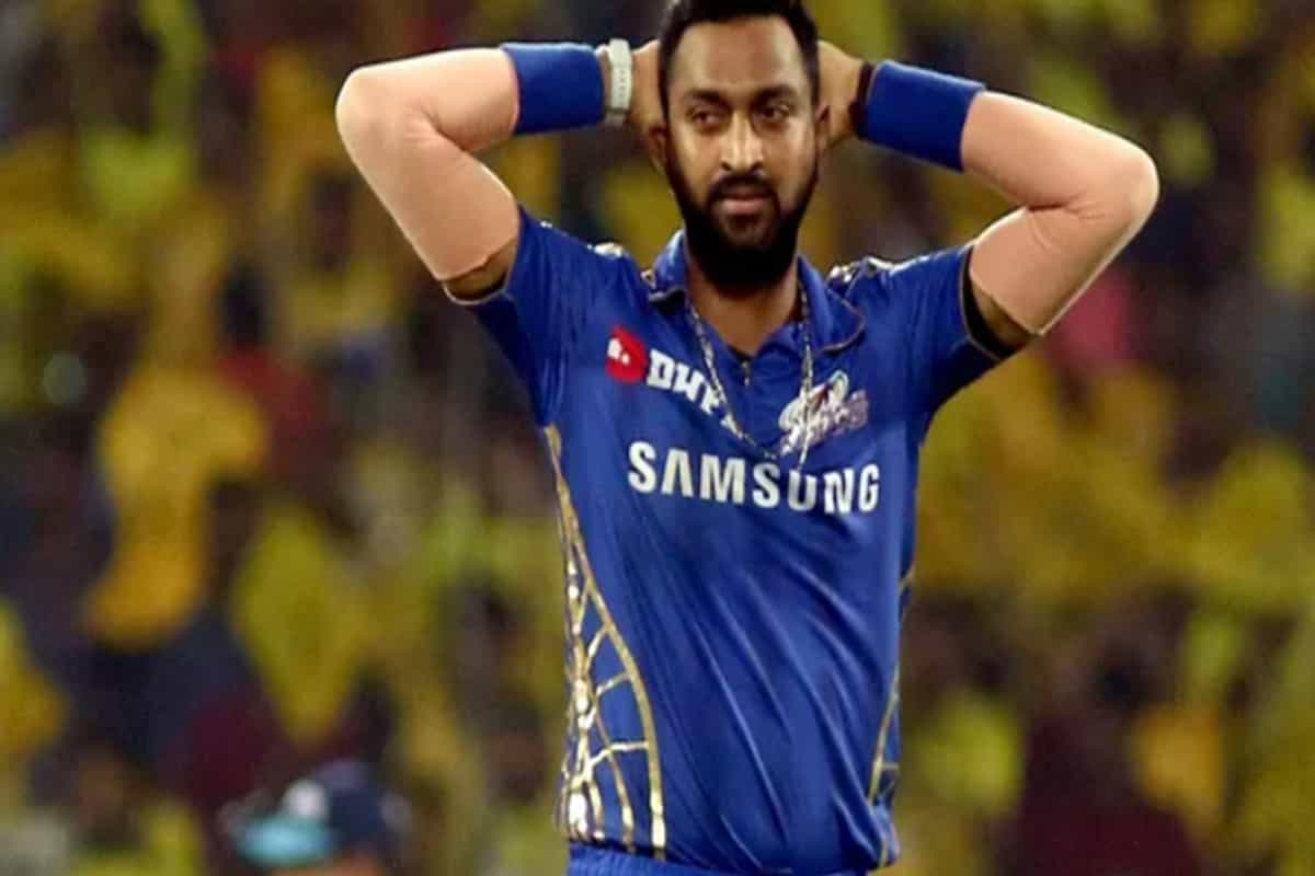 Krunal Pandya questioned at Mumbai airport over luxury watches