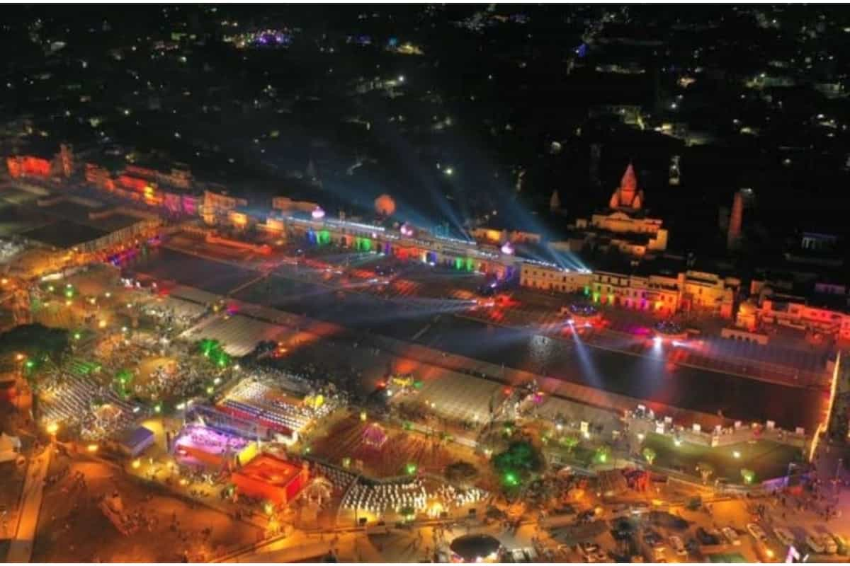Ayodhya gears up for another Guinness record on Deepotsav