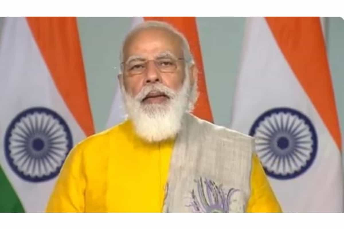 'Demand for Ayurvedic products went up globally during Covid-19': PMModi