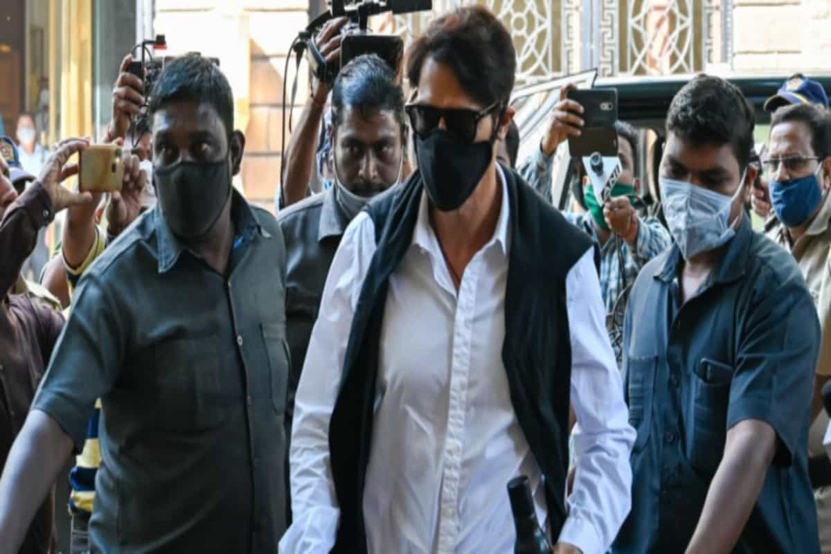 Arjun Rampal arrives at NCB office in Mumbai for questioning in drugs-case