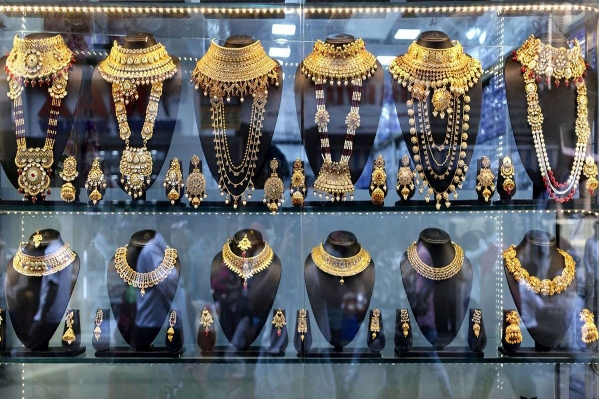 Gold Price Today: Spot prices hover near Rs 51,000-mark amid Dhanteras demand