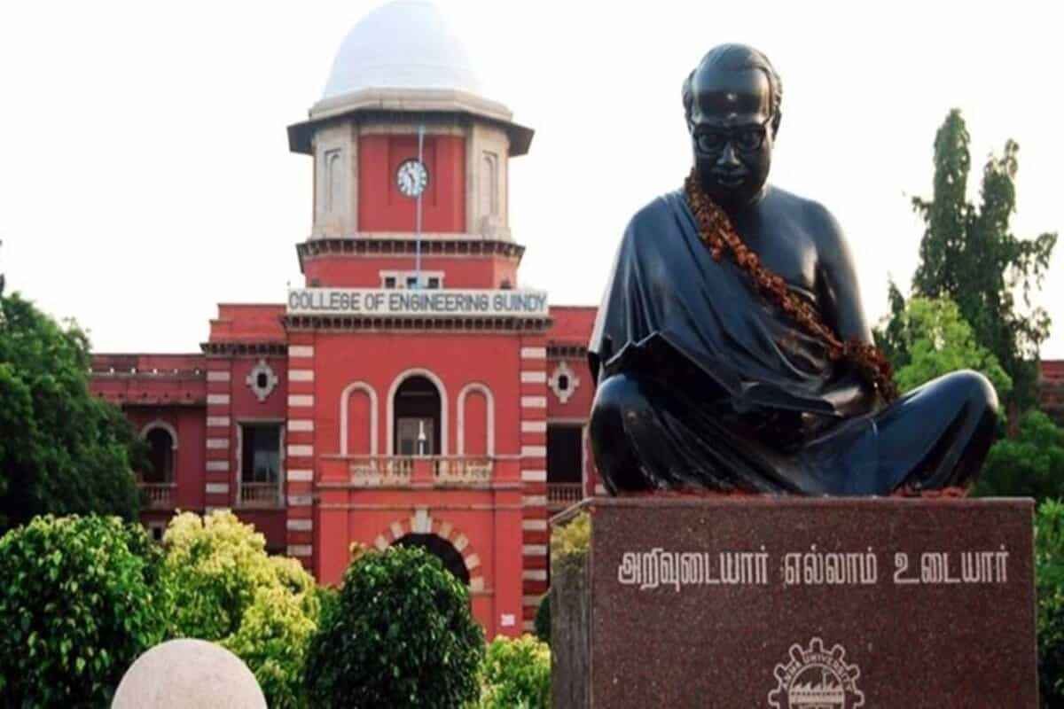 TN govt constitutes inquiry committee against Anna University V-C for alleged financial irregularities
