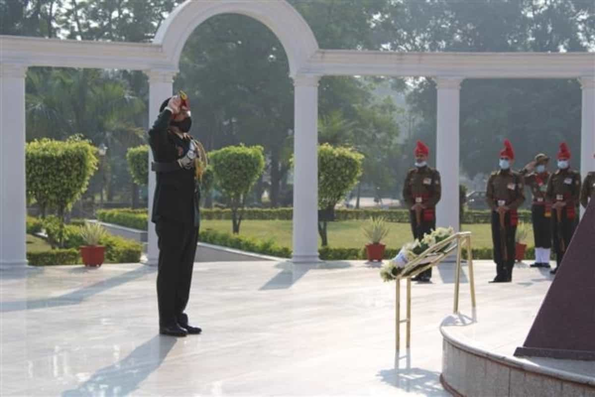 Lt Gen Harinder Singh takes over as Commandant of Indian Military Academy