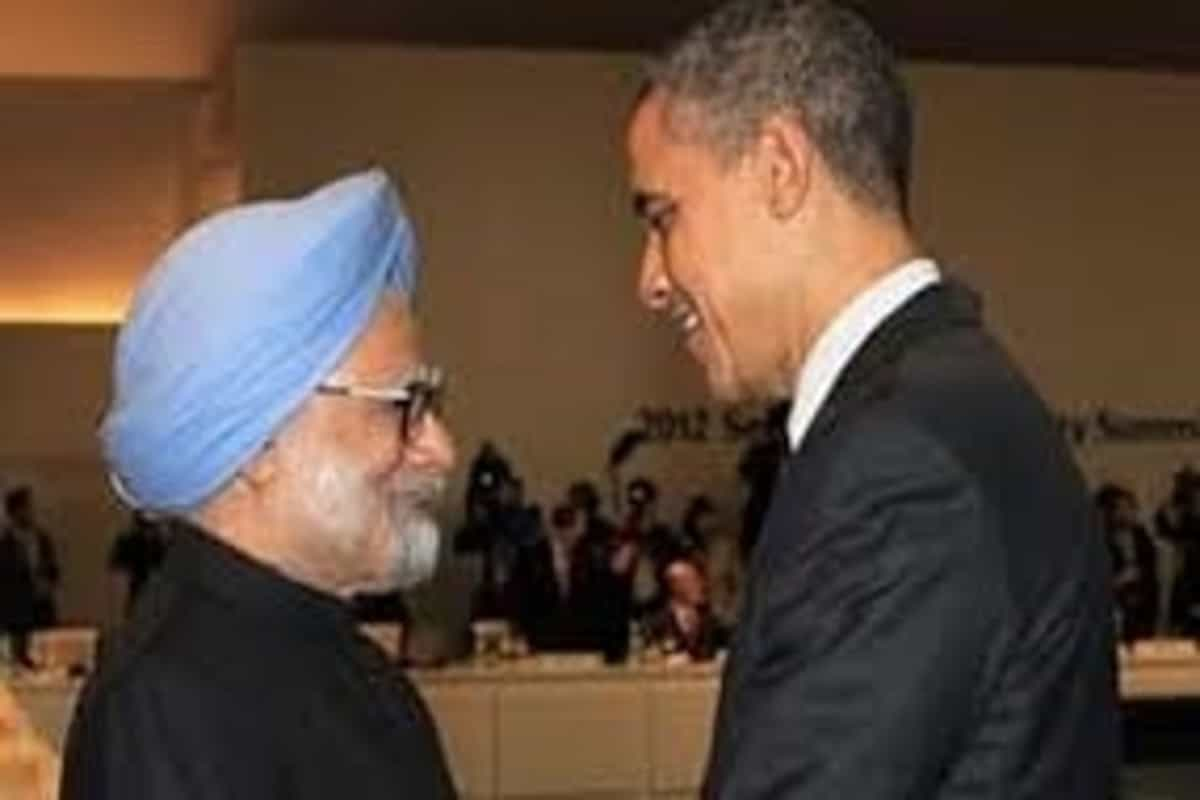Obama Praised Manmohan Singh, No Mention Of PM Modi: Shashi Tharoor
