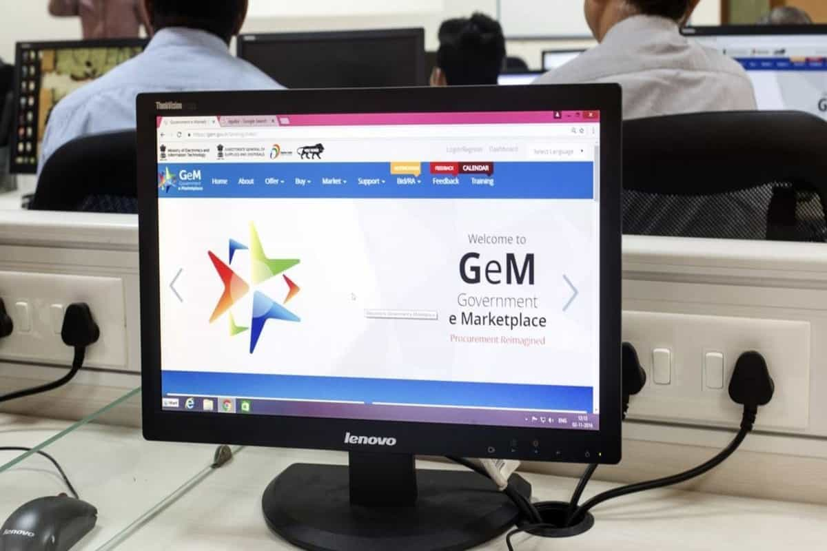 Startups' registration at GeM more than doubled to 7,438 in last one year: Official